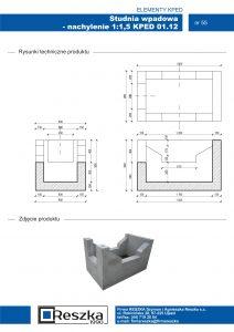 Karta katalogowa - 55