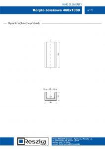 Karta katalogowa - 70