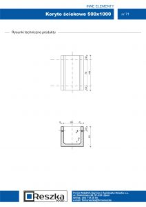 Karta katalogowa - 71