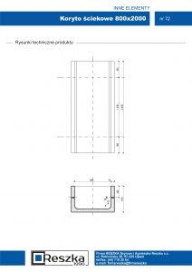 Karta katalogowa - 72